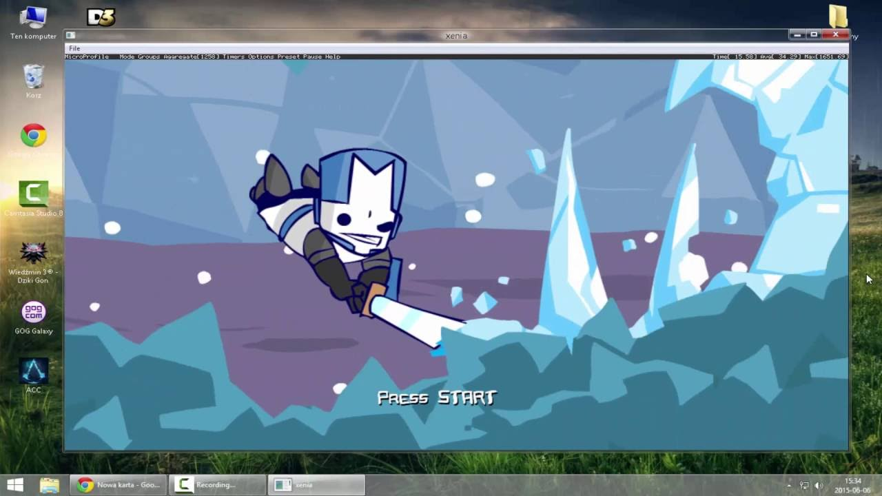 how to get castle crashers for free on xbox 360