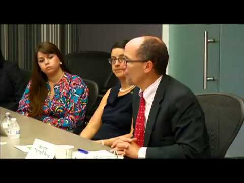 U.S. Department of Labor Roundtable Discussion