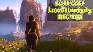 Assassin's Creed Odyssey - Los Atlantydy DLC #01 | Vertez