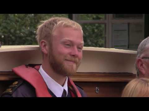 RIVER THAMES Hotel Boat Awards Abingdon AUG17