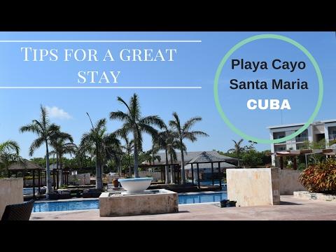 Tips for a great stay at Hotel Playa Cayo Santa Maria, Cuba