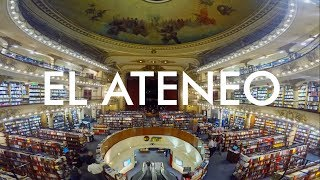 El Ateneo │Adiós Buenos Aires #09
