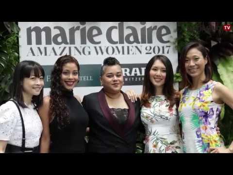 Marie Claire Amazing Women 2017