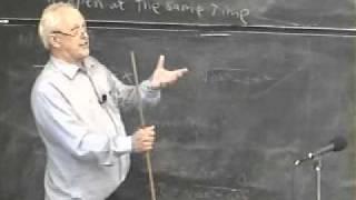 Cosmology, George Ellis | Lecture 4 Part 5