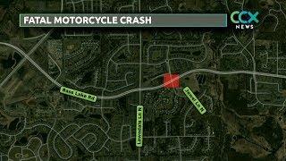 Motorcyclist Killed in Maple Grove Crash