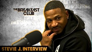 Stevie J. Talks Dating Faith Evans, Young Dro, and His New Show 'Leave It To Stevie'