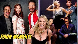Avengers: Endgame Bloopers and Funny Moments(Part-1) | Try Not To Laugh 2019