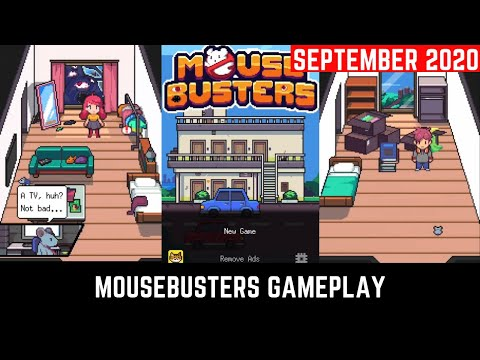 Mousebusters Gameplay #mousebusters