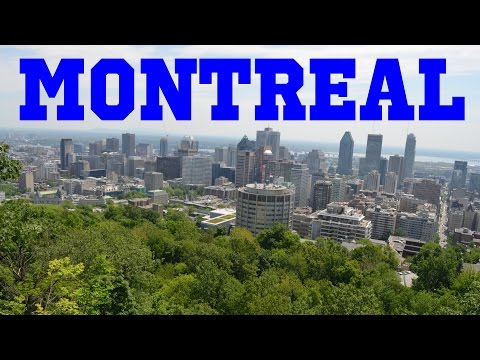 Montreal - Canada Road Trip Part 5