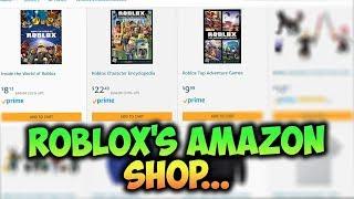 ROBLOX es Amazon Shop...