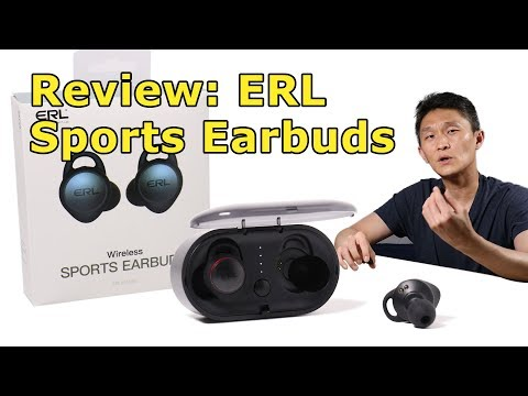 Review: ERL Wireless Sports Earbuds - Yay or Nay?