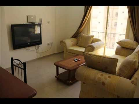 "Furnished apartments Kuwait, Mahboula ""Red Tower 2"""
