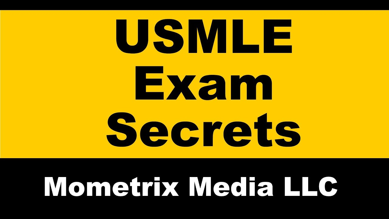 USMLE Step 1 Test Practice Questions