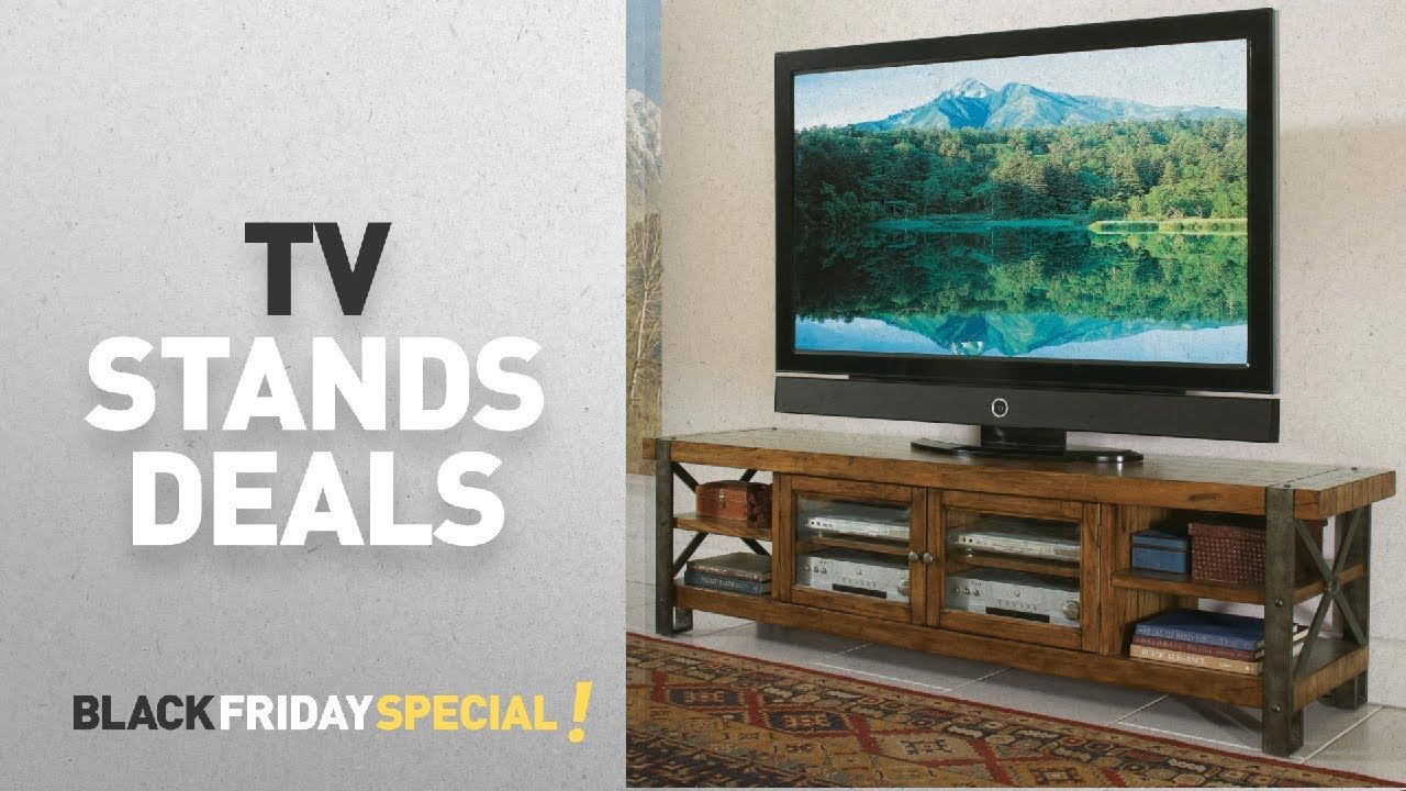 Black Friday Tv Stands By Riverside Furniture // Amazon Black Friday  Countdown