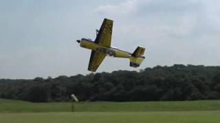 """Extreme Flight 110"""" Yak 54 V2 Powered by DA-120"""
