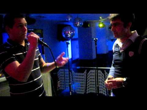 Penelope Oviedo, karaoke, me dedique a perderte