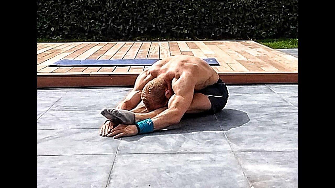 Mirafit Réglable Unique Jambe Split Squat//longe Support Gym Soutien Bench Press Up