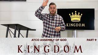 Sunday Service: February 28, 2021 - Kingdom of God - Part 9 - Wisdom 2