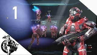 [Halo 5 Custom Games] Wipeout, Avalanche, Castle Wars, Sandtrap! (Game Knight 1)