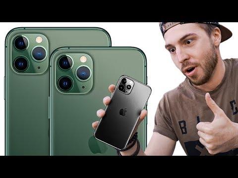 IPhone 11 - Всё очень ХОРОШО!