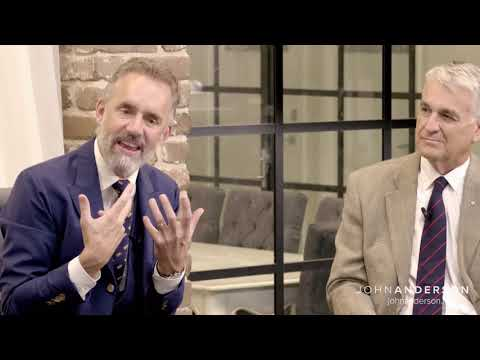 Conversations with John Anderson: Featuring Jordan Peterson and Dave Rubin in Sydney, February 2019