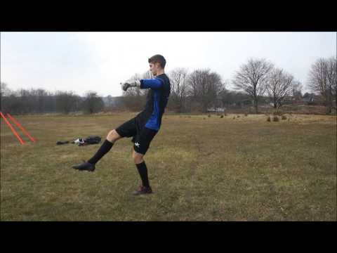 How to take a goal kick in Soccer