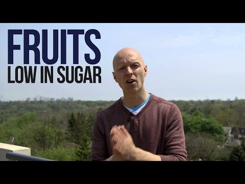 #AskYuri: What fruits are low in sugar?