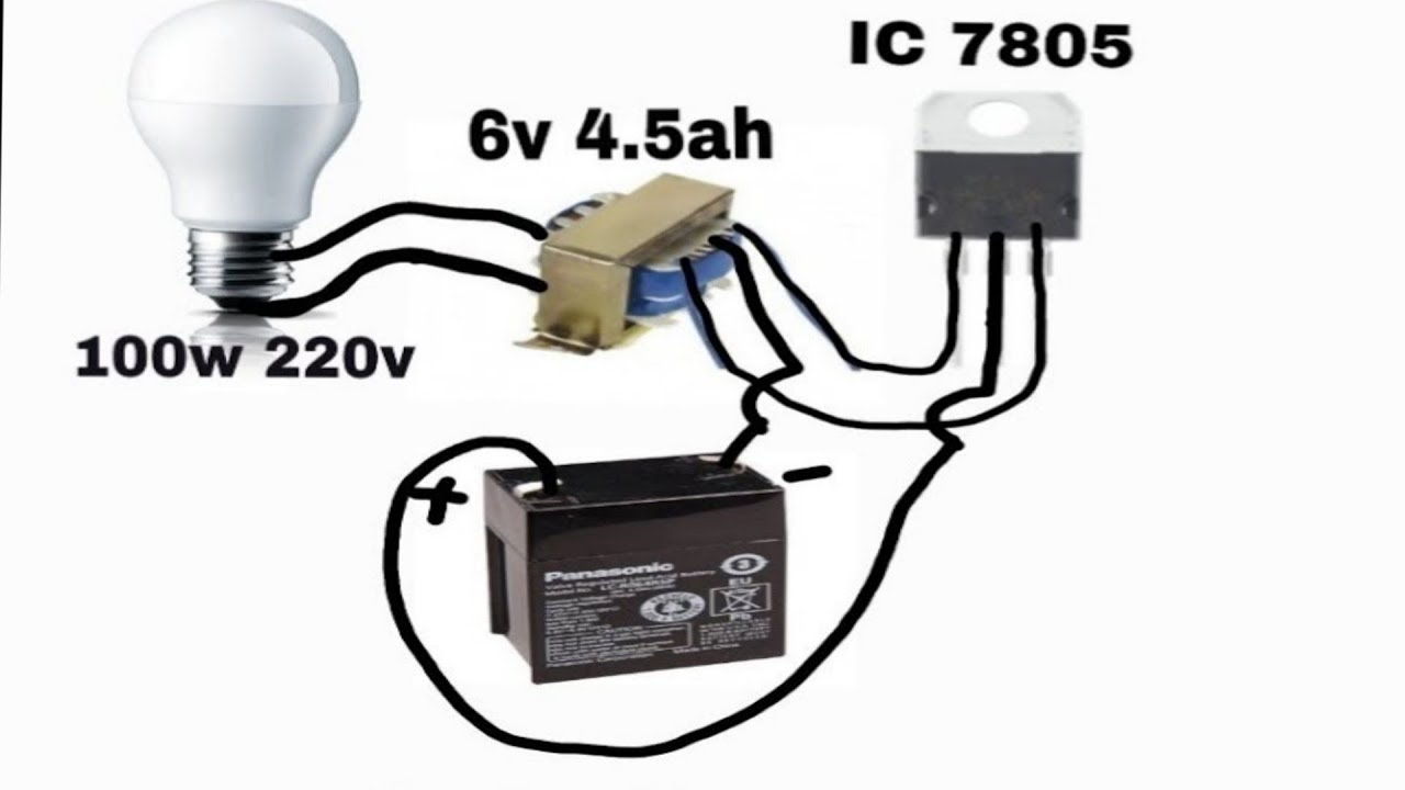 6v to 220v inverter - youtube  youtube
