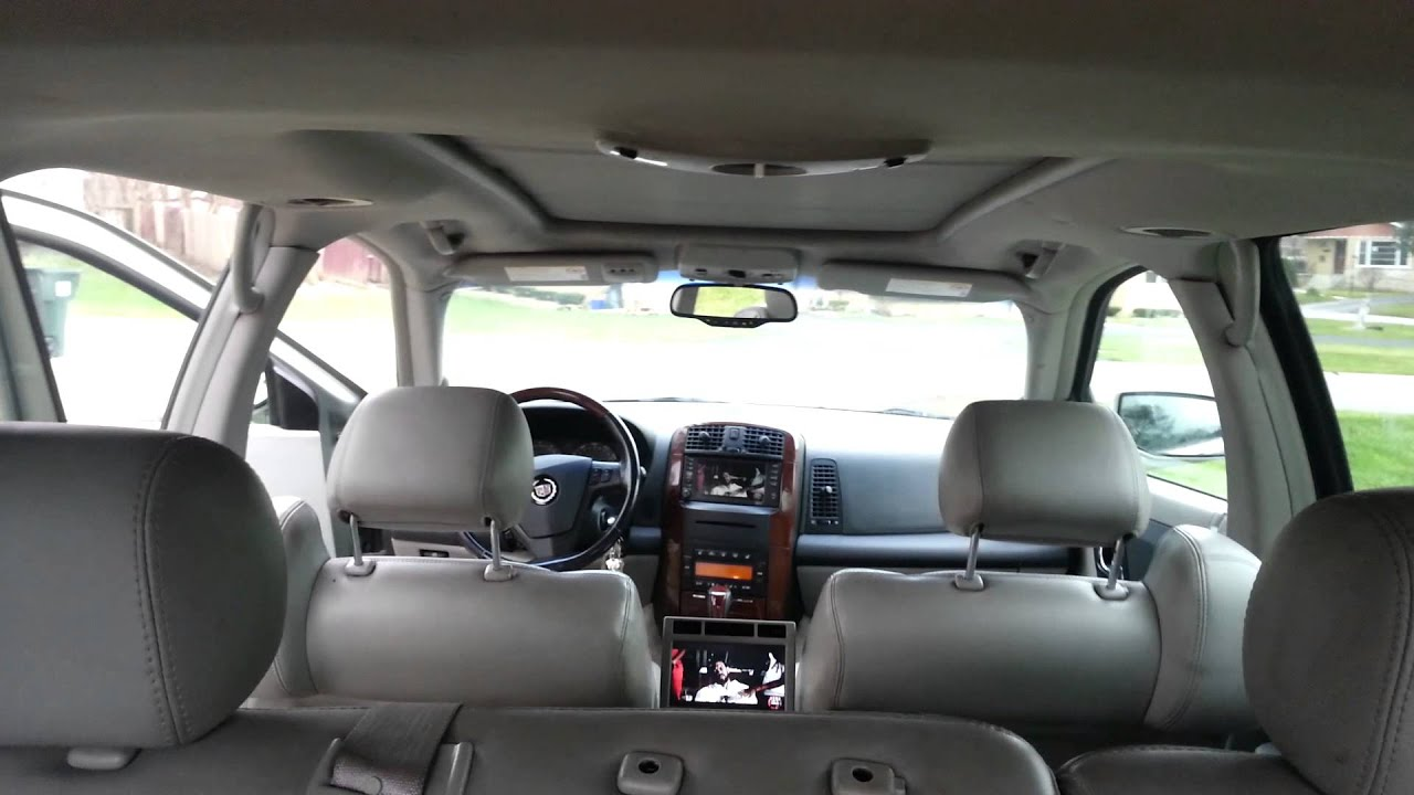 2004 cadillac srx awd fully loaded youtube. Black Bedroom Furniture Sets. Home Design Ideas