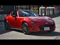 Nuevo Mazda MX-5 RF 2017 en Colombia - Presentación