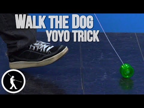 Learn The Yoyo Trick Walk The Dog + Variations
