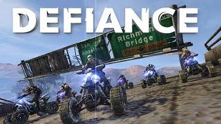 Juego Gratis: Defiance | Gameplay | Español |