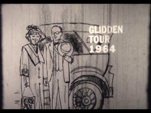 Glidden Tour 1964