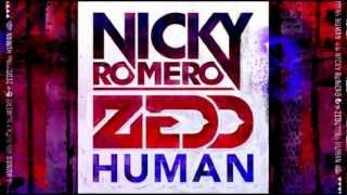 Watch Nicky Romero Human ft Zedd video