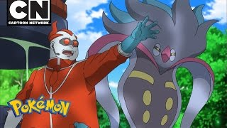 Pokemon | Team Neo-Flare | Cartoon Network