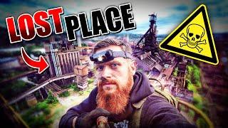 XXL LOST PLACE - riesiges Stahlwerk | Fritz Meinecke