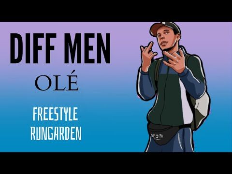 "DIFF-MEN | RG Freestyle ""Olé"""