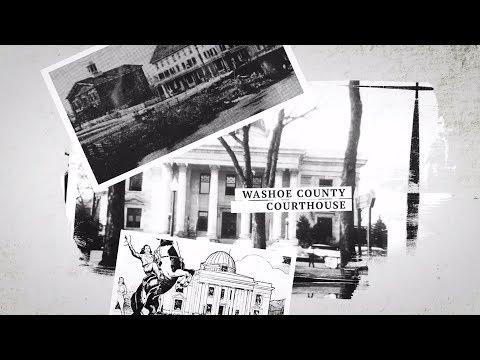 Washoe Way Back: Washoe County Courthouse