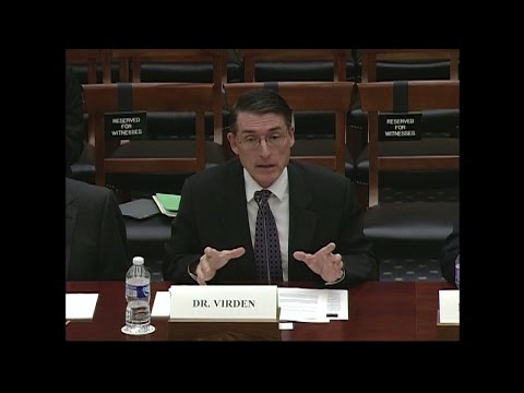 Congressional Testimony: Innovations in Battery Storage for Renewable Energy