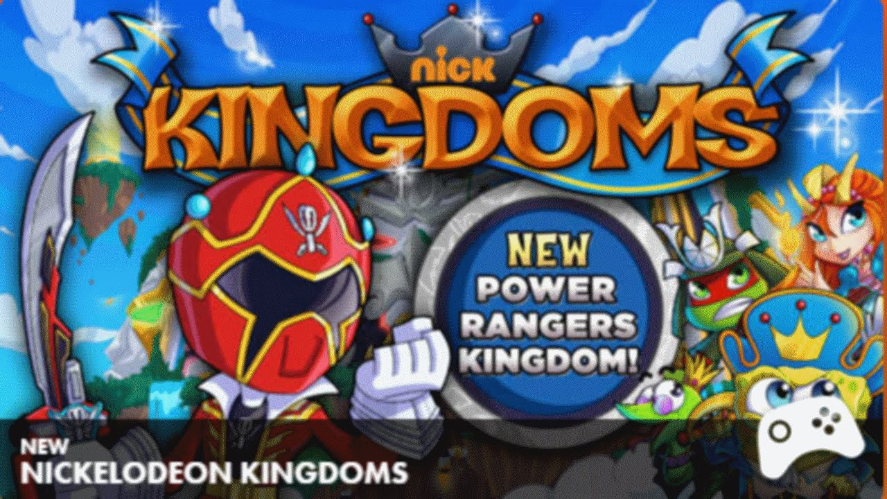 nickelodeon power rangers games | Games World