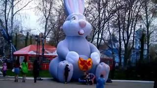 Изготовление надувных фигур в Краснодаре(ООО