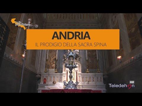 PUGLIA, PORTA D'ORIENTE - 04 - ANDRIA, IL PRODIGIO DELLA SACRA SPINA