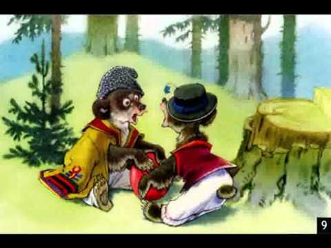 Мультфильм Два жадных медвежонка смотреть онлайн