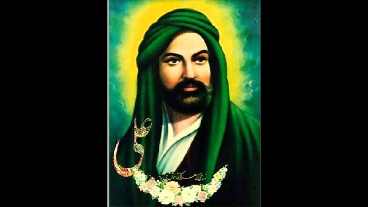 Hz. Ali için yazılmış Yunanca şarkıyı dinleyin