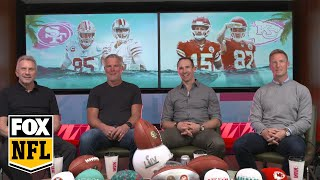 Super Bowl LIV Watch Party with Joe Montana, Brett Favre, & Drew Brees: 1st Half | FOX NFL