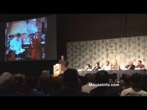 Making Roger Rabbit: 25th Anniversary, San Diego Comic Con 2013