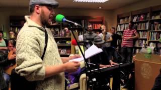 "Stephen James Smith: ""The Gardener""  RTÉ Radio 1 - Nighthawks - Culture Night Dublin"