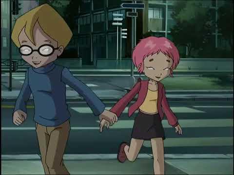 CODE LYOKO ENGLISH - Love Moment - Jeremy And Aelita
