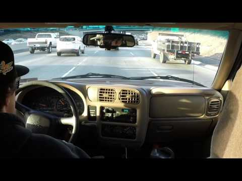 GoPro Driving Video #1 - East LA to Studio City