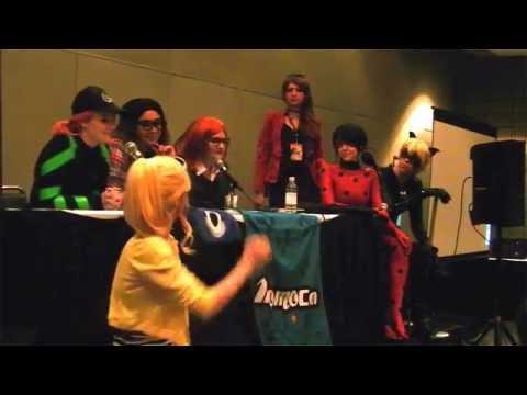 Miraculous Ladybug Fan Club Panel - MomoCon 2016
